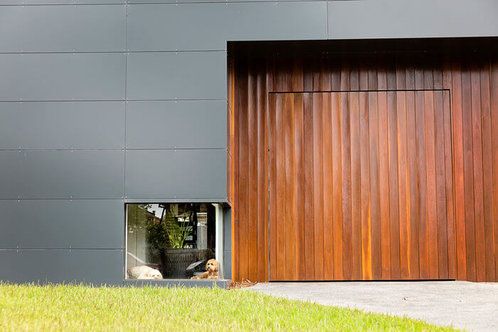 timeber cladding is recycleable