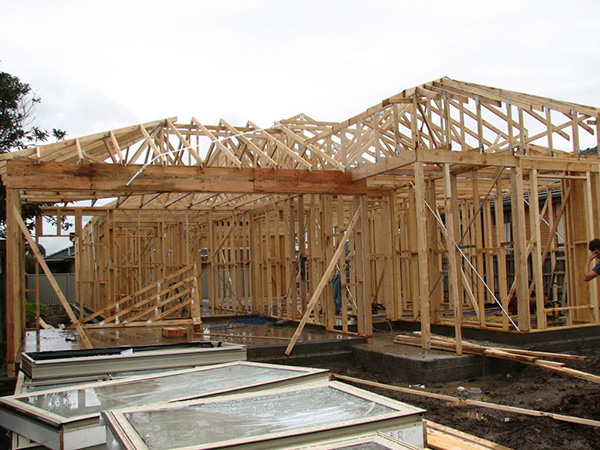 Timber Frame Suppliers | High-Quality Timber Frames | O\'Sheas Timber