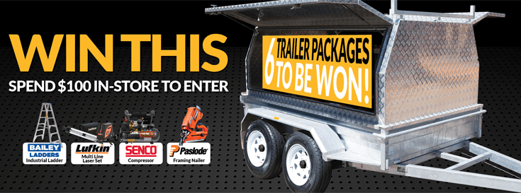1605 HBT WinThis, Trailer Packages