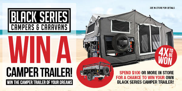Win a Camper Trailer !